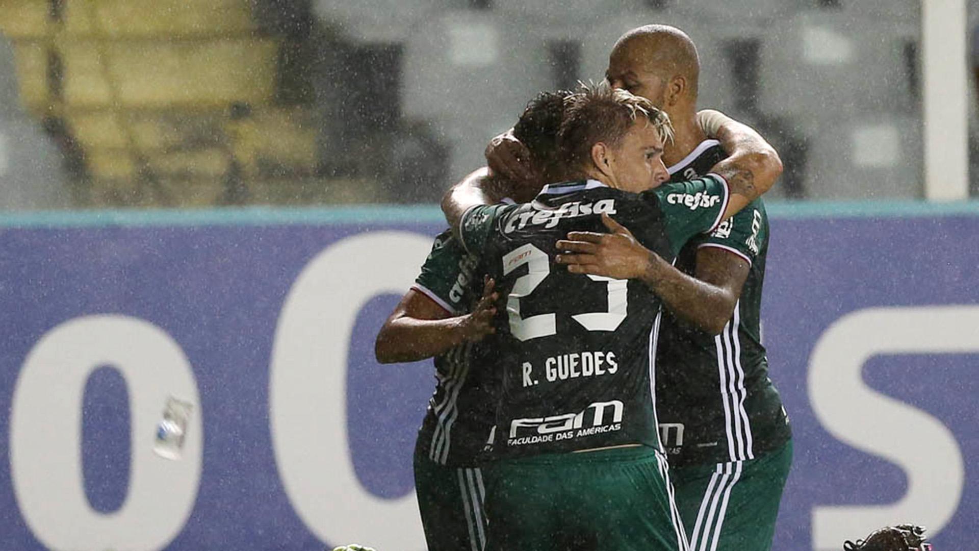 Comemoração Santos Palmeiras Paulista 19032017