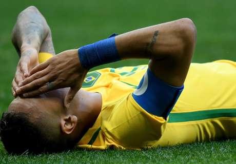 In stats: Neymar at Olympics opener