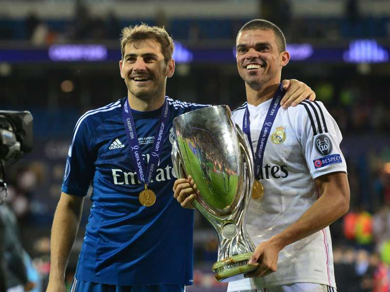 Pepe: This could be an era of dominance for Real Madrid