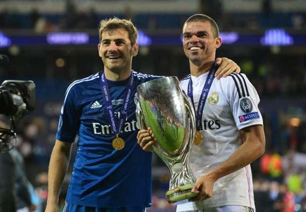 Iker Casillas, nueve títulos como capitán desde 2008