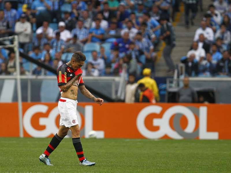 Internacional mira em Guerrero para 2016, mas Palmeiras pode entrar na briga