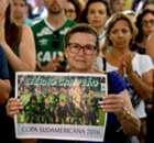 Capas sobre a tragédia com a Chapecoense
