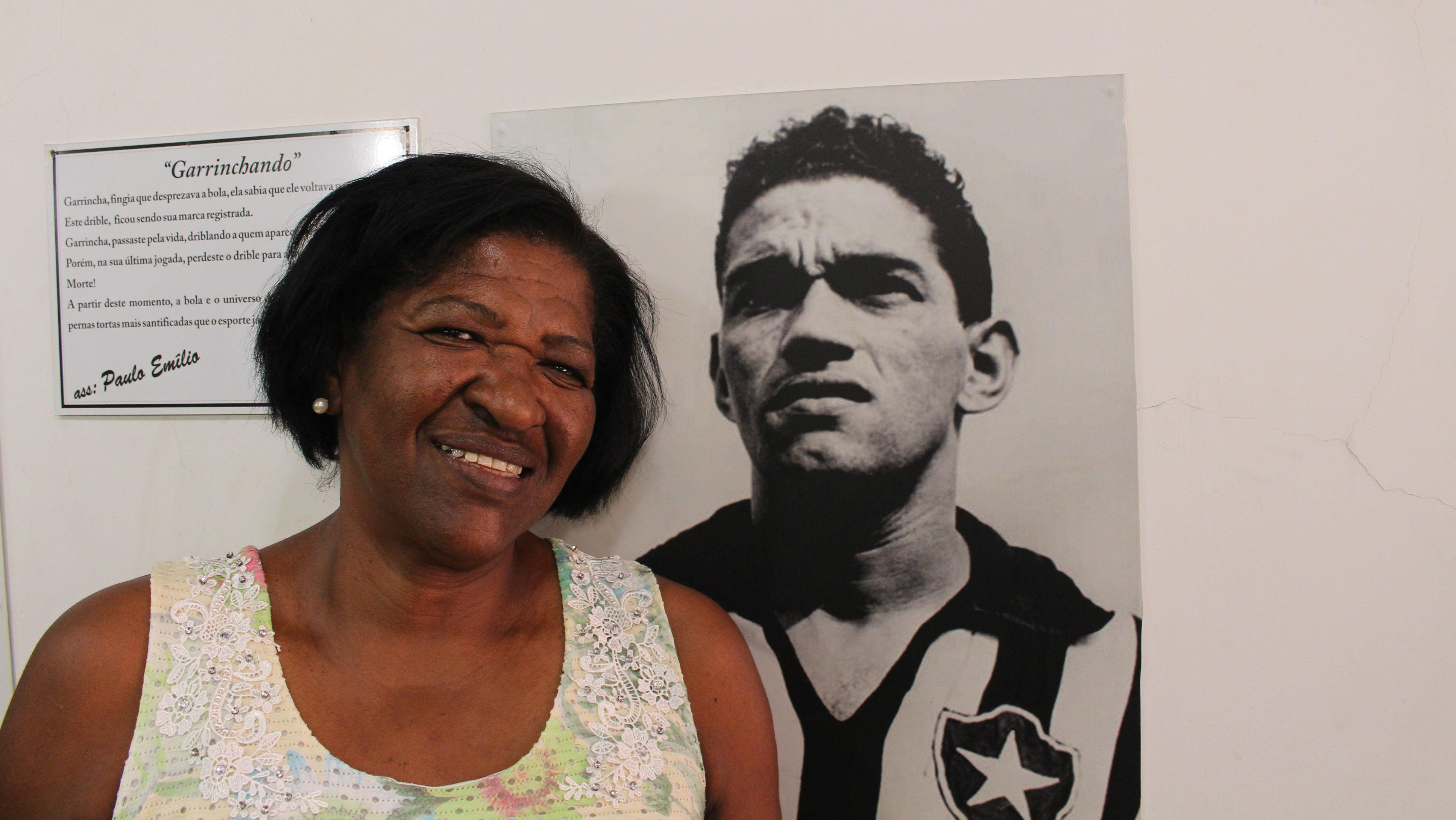 Pau Grande A place where Garrincha is gone but never forgotten