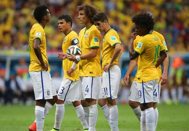 David Luiz: Brazil were 'emotionally drained' for Netherlands clash