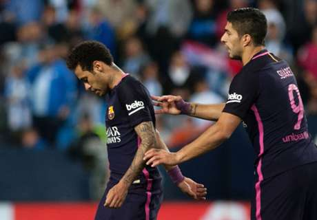 Suarez: It'd be a pity if Neymar leaves