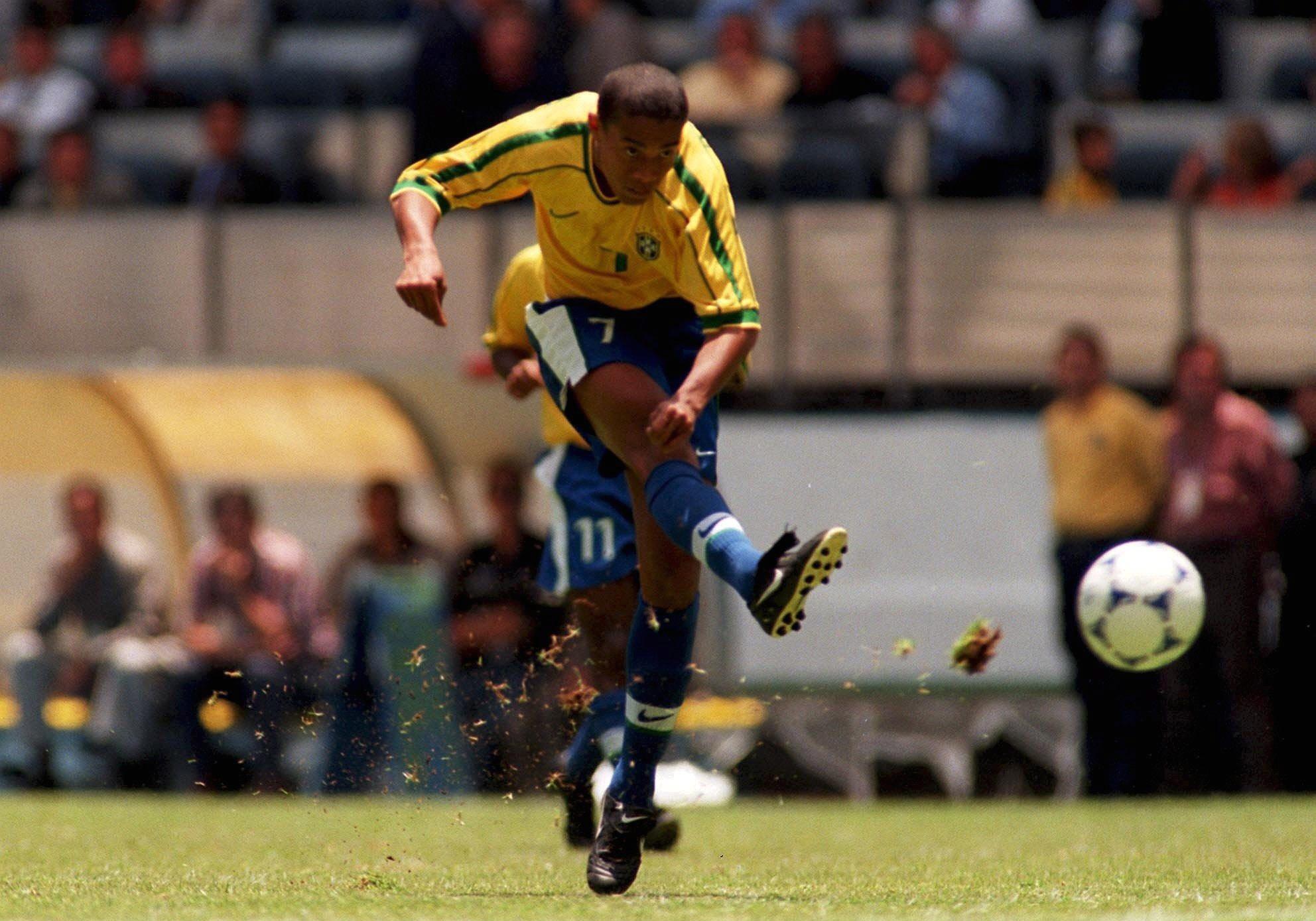 Ronaldinho Gaúcho Brasil Copa das Confederações 1999