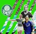 Os 20 maiores ídolos do Palmeiras