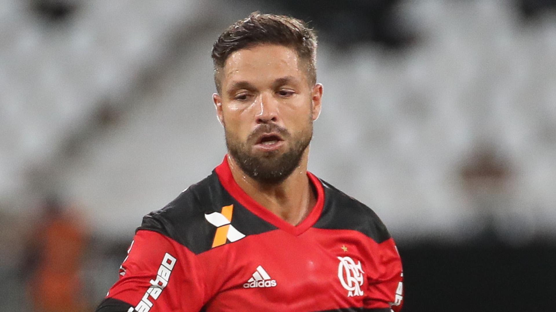 Diego Ribas Botafogo Flamengo Carioca 12022017