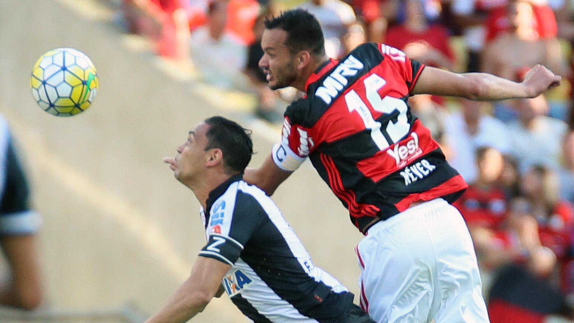 Réver Ricardo Oliveira Flamengo Santos Brasileirão 27112016