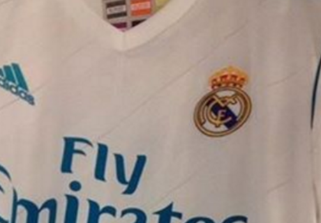 'Vazaram' as camisas de Real, Juve e Utd