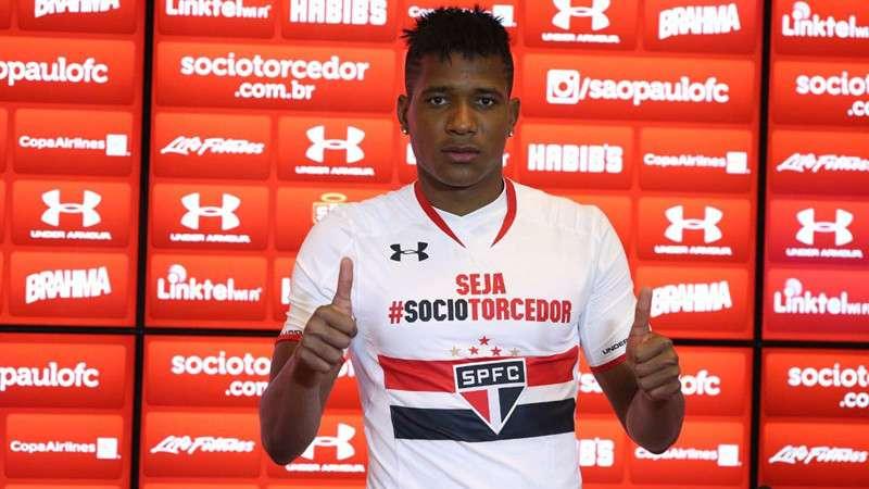Goal apresenta Wilder Guisao, novo reforço do São Paulo