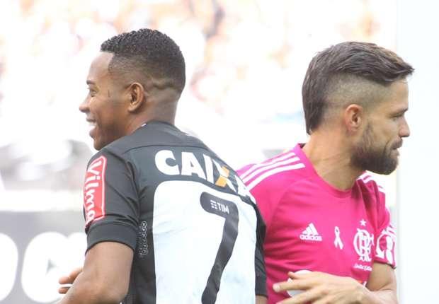 Diego & Robinho seal Brazil return