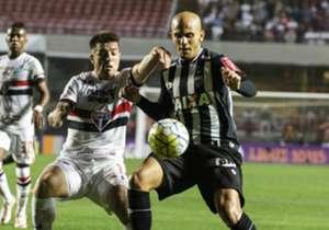 JULIO BUFFARINI | Sao Paulo | Un caso llamativo ya que el ex-San Lorenzo y Ferro no estuvo ni entre lo citados para el partido ante Ponte Preta de este sábado.