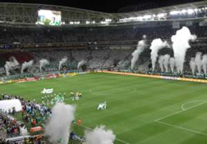 Palmeiras conta com a melhor média de público em 2017 seguido de perto pelo Corinthians. Confira o Top 10!