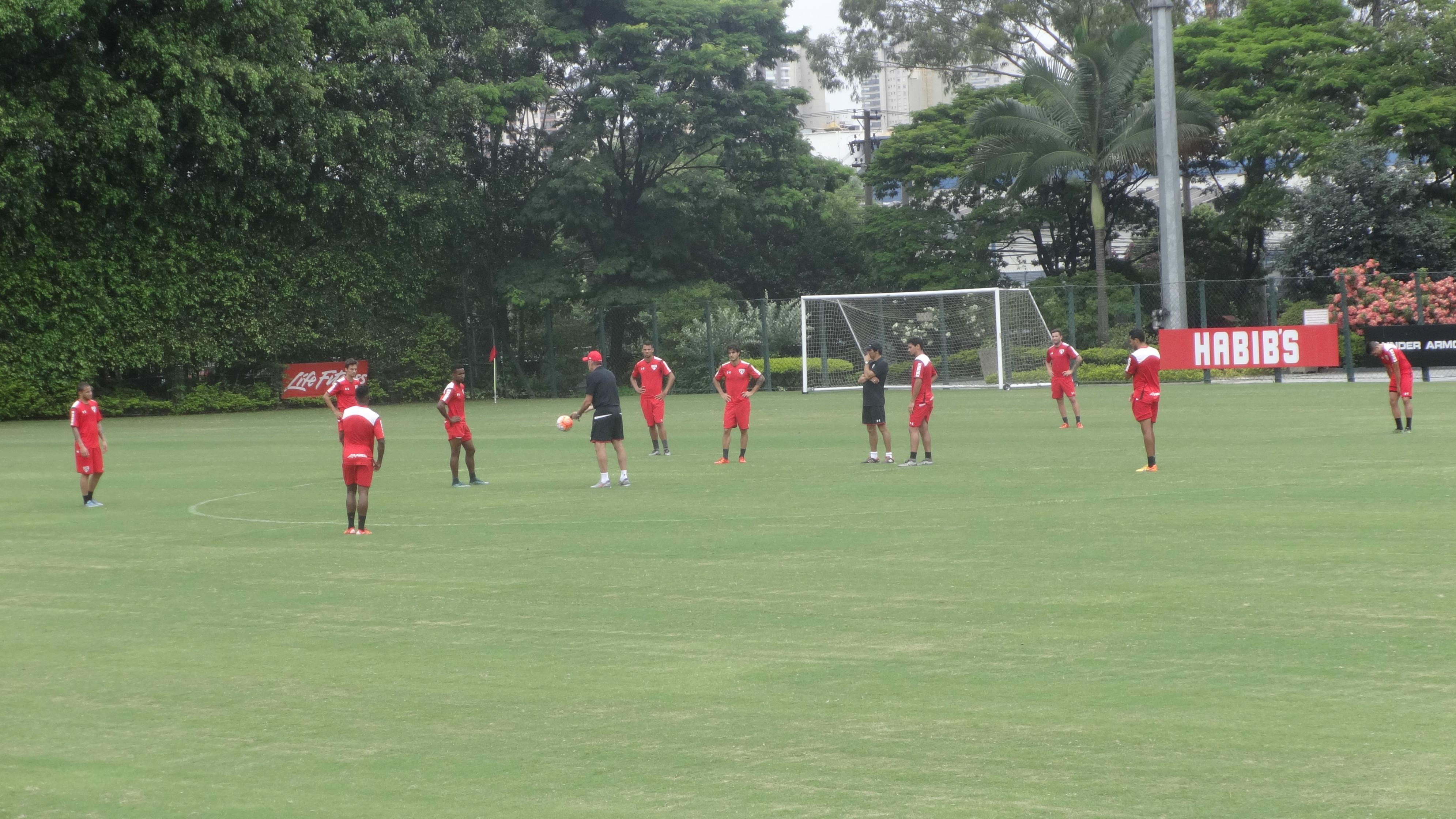 São Paulo encara amistoso contra o Cerro Porteño na estreia de Bauza
