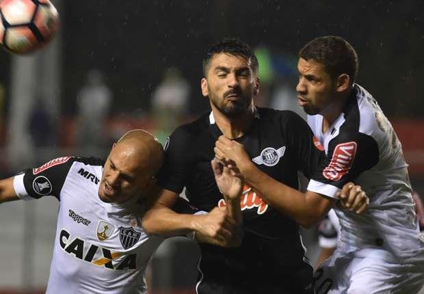 Libertad 1 x 0 Atlético-MG: Galo faz partida ruim e perde primeira na Libertadores
