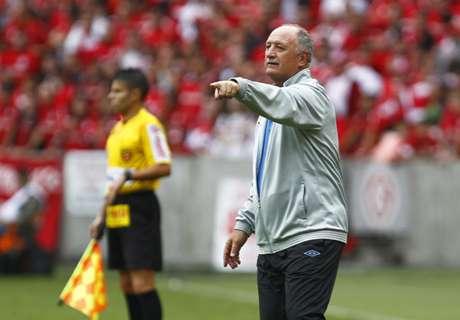 Gremio Alegre: Scolari schmeißt hin