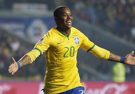 Atletico set Robinho deadline