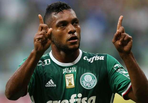Borja fica feliz pelo gol e manda recado para a torcida