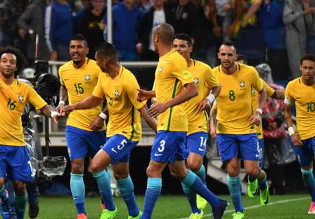 Brasil desbancará Argentina em raking