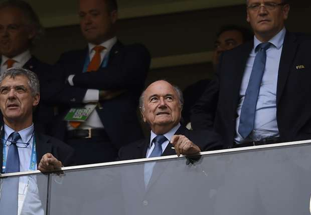 Blatter: Brazil improved on four years ago in South Africa