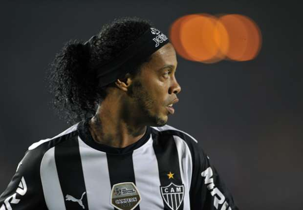 Verlässt Atletico Mineiro: Ronaldinho