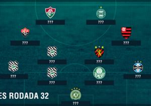 O Figueirense teve uma das piores atuações da rodada na derrota por 3 a 0 para o Atlético-MG. Até mais jogadores do time poderiam estar na seleção de piores, mas a Goal é democrática e observou erros de outros jogadores na reta final do Campeonato Bras...