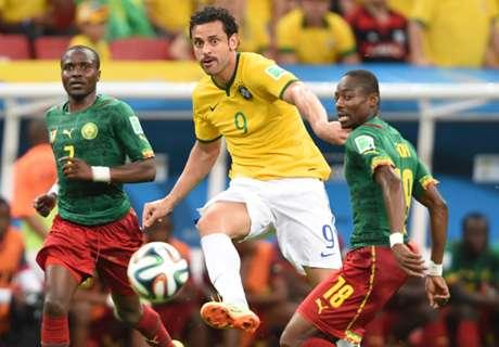Fred nicht mehr für Brasilien