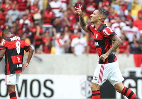 Brasileiro: Flamengo 2 x 2 Corinthians