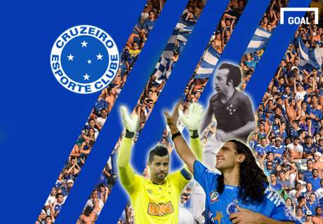 Los 20 más grandes de Cruzeiro