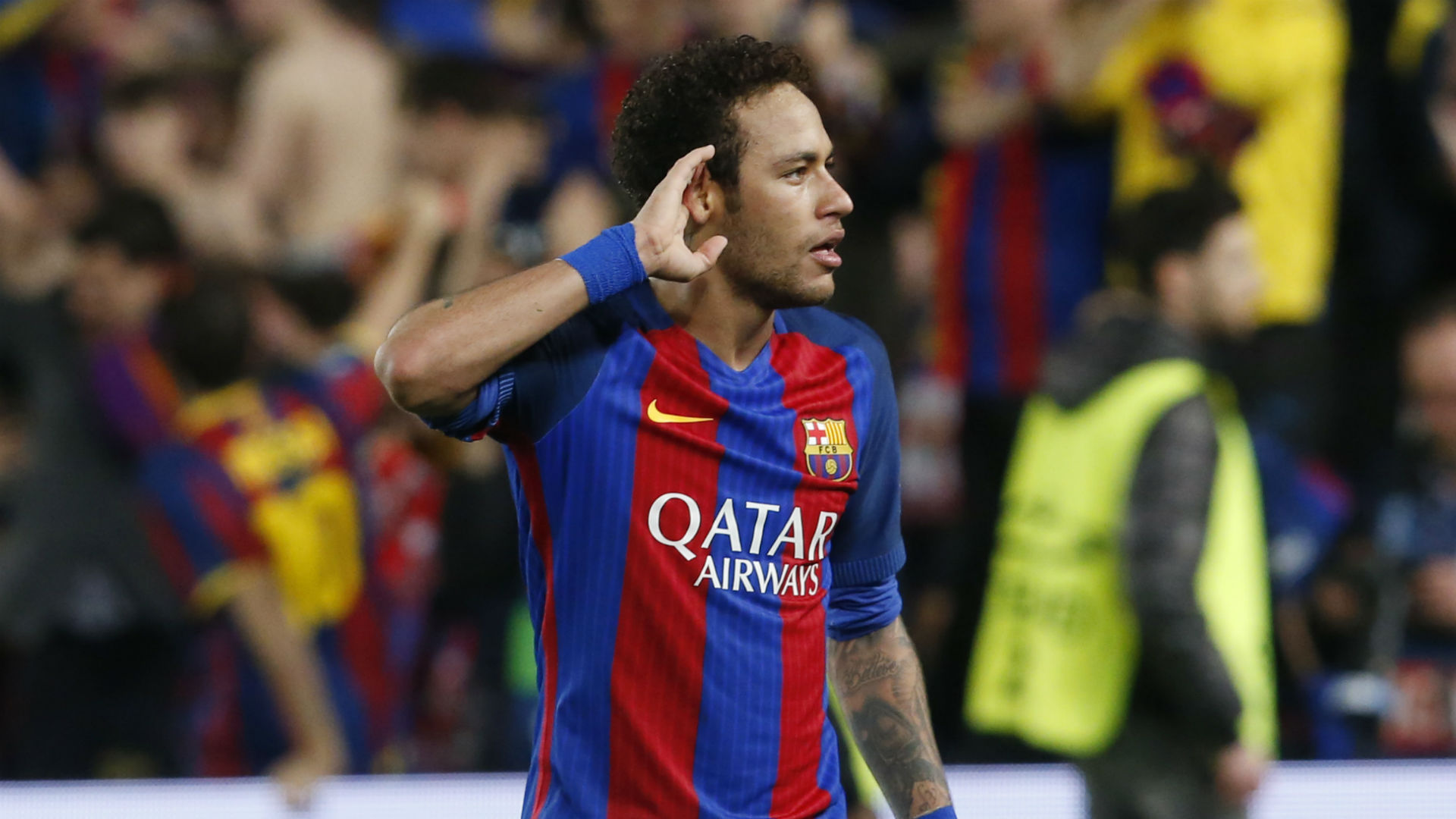 Neymar Revela Bastidores Do Milagre