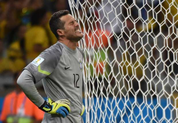 Julio Cesar incertain sur son futur en club