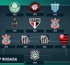 Os melhores da 21ª rodada do Campeonato Brasileiro