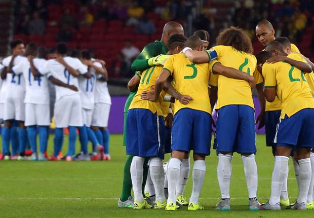 Dunga on course for record as Brazil make it 10 in a row