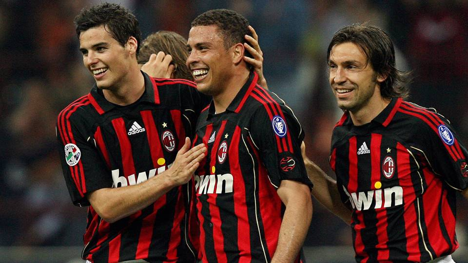 Ronaldo Nazario Milan 2007