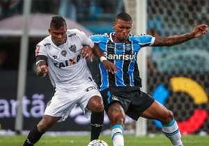 Grêmio segurou o Galo na Arena