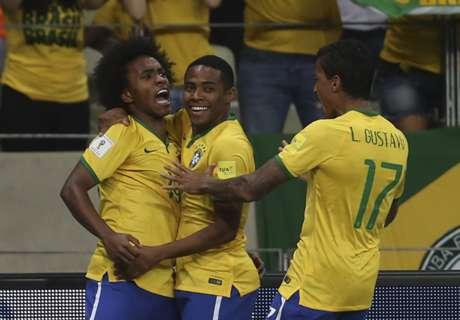 Ratings: Brazil 3-1 Venezuela