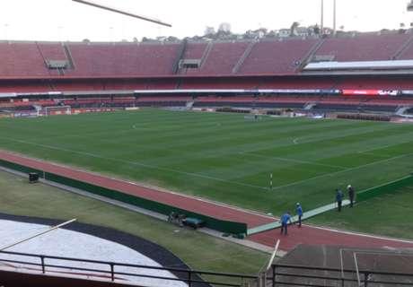 AO VIVO: São Paulo 0 x 0 Flamengo