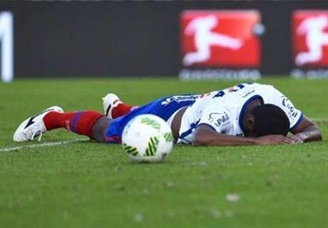 Bahia 0-1 Estudiantes