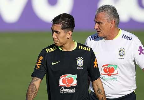 'Brazil ready to suffer vs Uruguay'