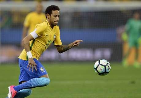Neymar fenomenal