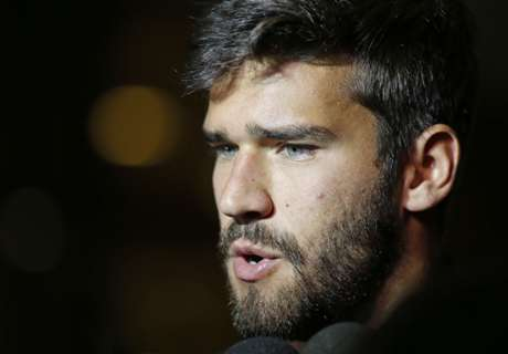 Inter: Brazil goakeeper Alisson set for exit