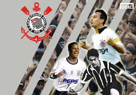 Os 20 maiores ídolos do Corinthians