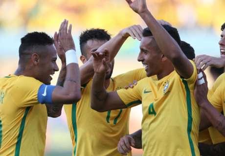Brasilien meistert Olympia-Test