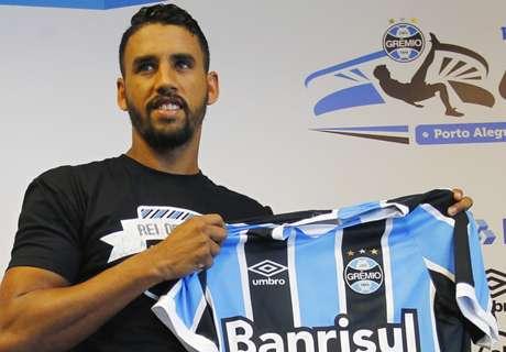 Grêmio apresenta volante Michel