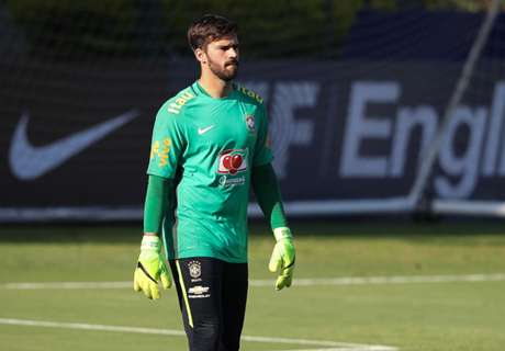 Alisson: I've proven myself for Brazil