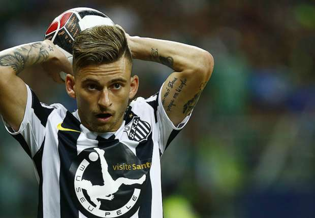 'I'm here to prove myself' - Lucas Lima ready to snatch Brazil chance