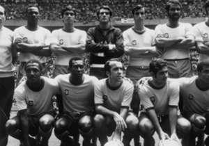 Carlos Alberto Torres / Brasil 1970/ 25 10 16