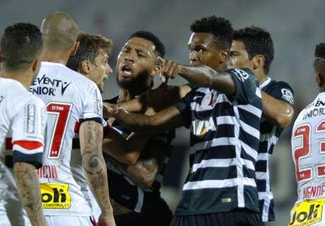 AO VIVO: Corinthians 0 x 0 São Paulo