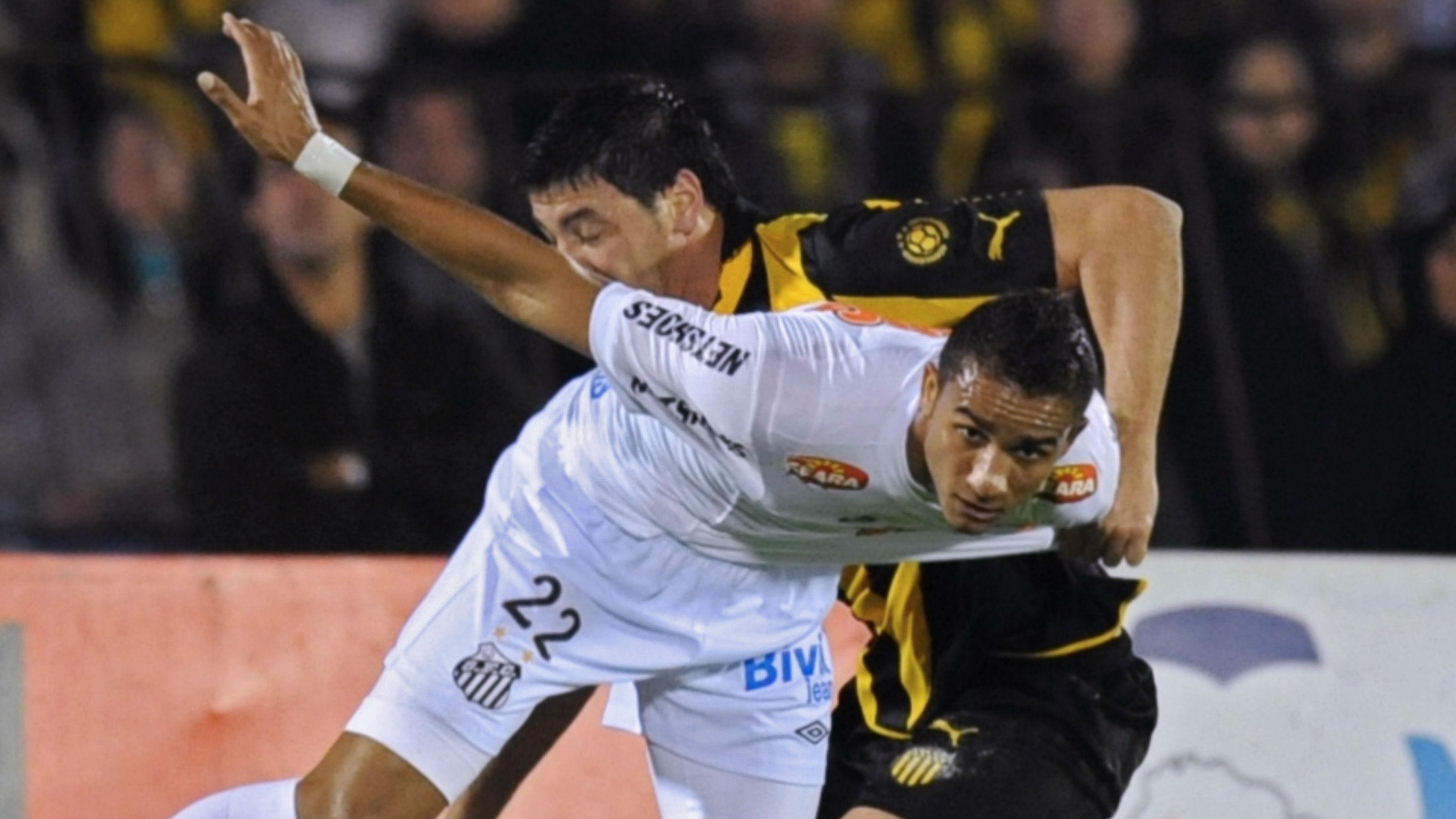 Danilo Santos Libertadores 28052016